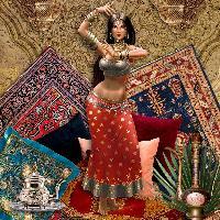 Harem Dancer 4