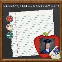 Shane's Kindergarten Graduation