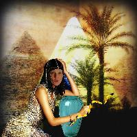 Myself in an Ancient Egypt