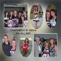 My 6th grade graduation