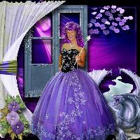 The Good Purple Fairy aka Joce.