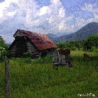 Love Old Barns....