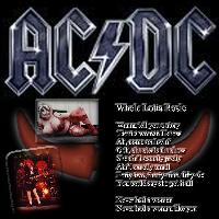 ACDC Whole lotta Rosie