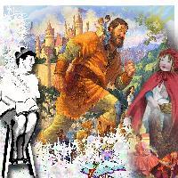 Joce in Fairy Tale land