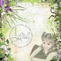 Lavender Sweet Pea