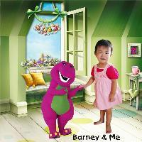 ~Barney & Me, In My Nursery~