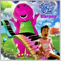 I Love To Sing With Barney