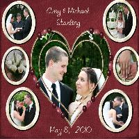 starling wedding