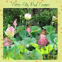 Little Lily Pad Leaper