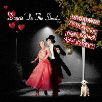 Dancin' in the street...