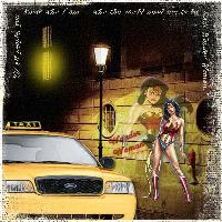 Wonder Woman in NY