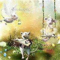 enchanted mice