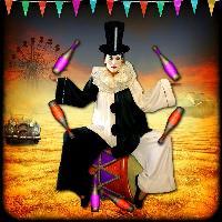 ~Pierrot Juggler~