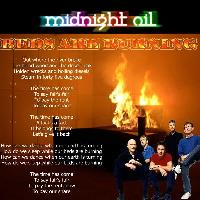 Bed are burning - midnight oil