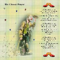 The clowns payer