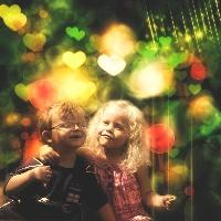 Sweet Childhood (Bokeh)