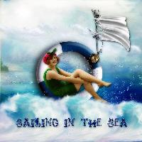 ~Sailing In The Sea~