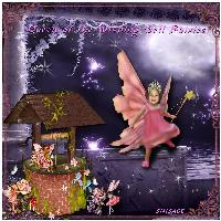 Queen of the Wishing well Fairies
