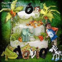 David's Jungle Birthday