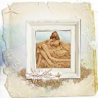 ~Marilyn In Sand Art~