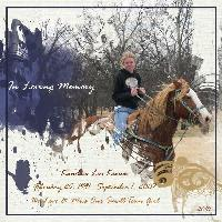 In Memory of Kandace