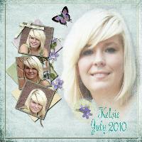 collage of Kelsie