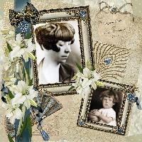 Elizabeth Ruth & Elaine