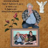 In loving memory of grandpa charles