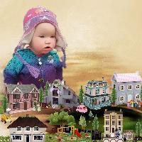 a world in miniature challenge