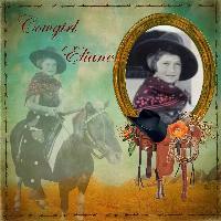 Cowgirl Elaine