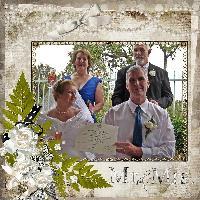 Nadia & Lorne - Mr & Mrs