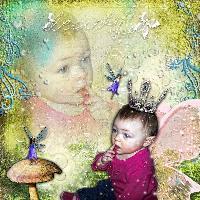 Leah the Fairy Princess 1
