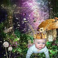 Leah the Fairy Princess 3