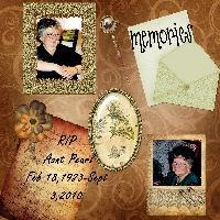 Memories of a Loving Aunt