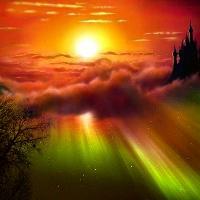 Sky fantasy Aurora 2