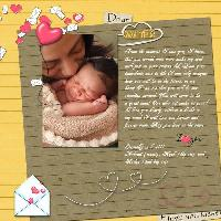 Love Letter to a New Son