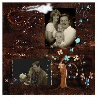 A family page