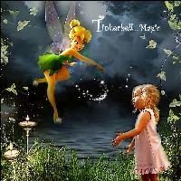 Tinkerbell...Magic
