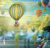 My Hot Air Balloon Ride