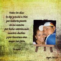 Junto a mi amor