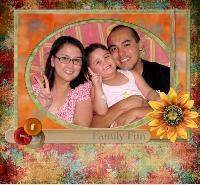 Family Fun ~~Sep 2010