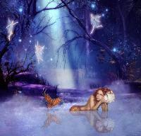 Mermaids And Fairies challenge