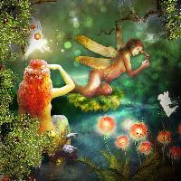 The Mermaid and the Fairy
