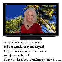 Margie The Weather Lady