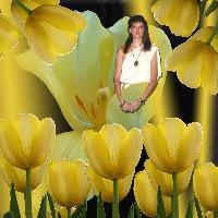 Me In a Flower