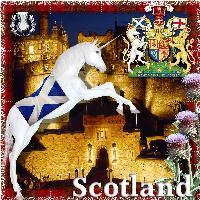 Scottish Unicorn