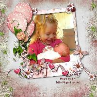 Megan & Little Megan