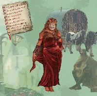 Gypsy Queen Joce