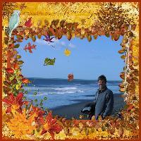 Autumn Framed