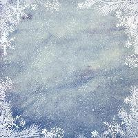 Blue and White Christmas Background